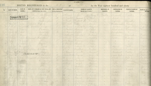 Archives: Researching Your Family's History at the